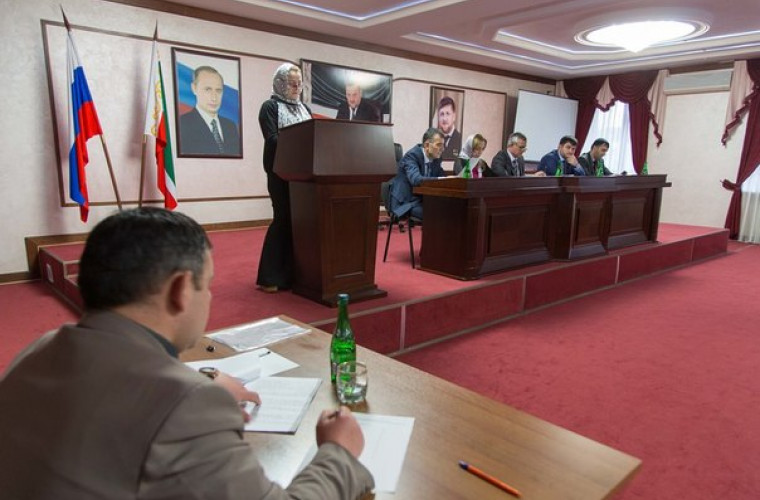Конкурс на замещение должности руководителя Курчалоевского ГУДЭП