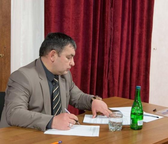 Акбердаев Магомед Богайсарович